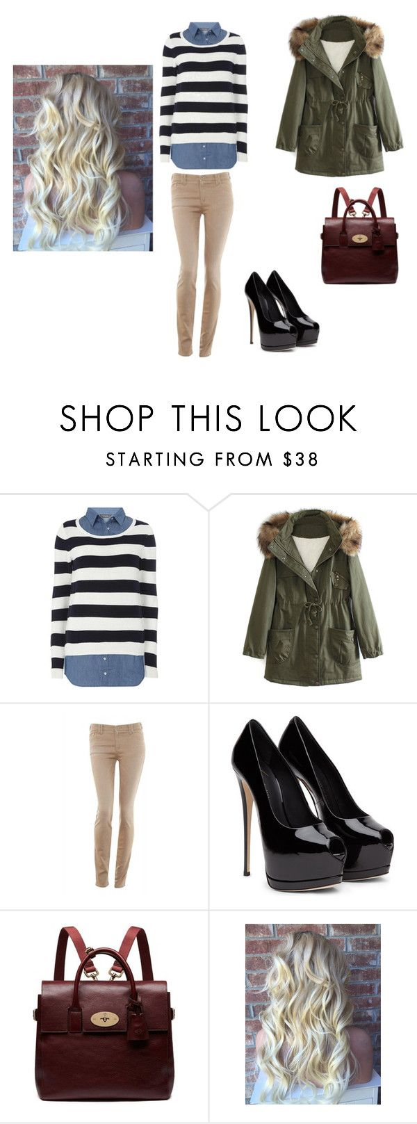 """""""Sin título #44"""" by katherine-molinabts on Polyvore featuring Dorothy Perkins, WithChic, Armani Jeans, Mulberry, mens, men, men's wear, mens wear, male y mens clothing"""