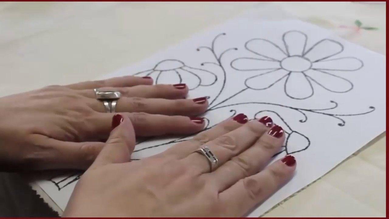 9 Bordatip Como Calcar El Dibujo En La Tela Para Hacer Bordado Mexic Como Hacer Bordados Como Hacer Bordado Mexicano Ideas De Bordado A Mano