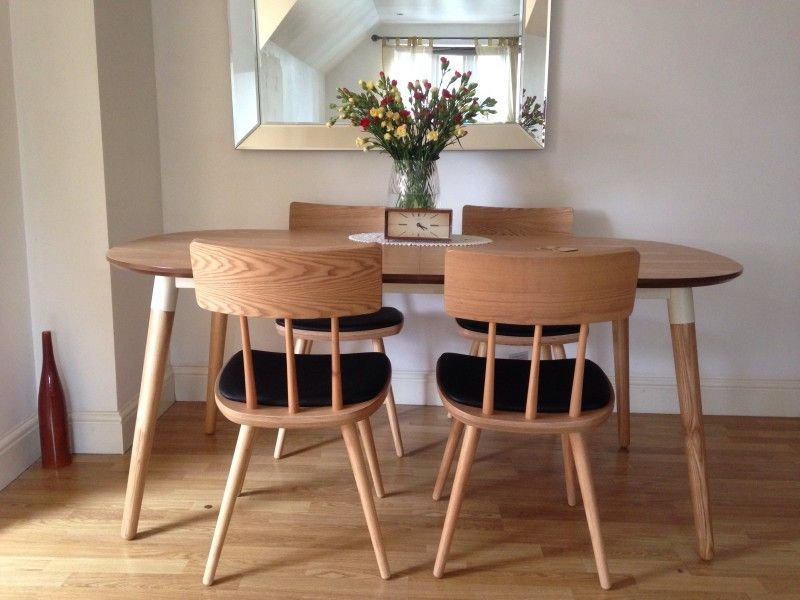 Comfy Dining Room Chairs Custom Our First Made Set  Tables Cuisine  Pinterest  Interiors Review
