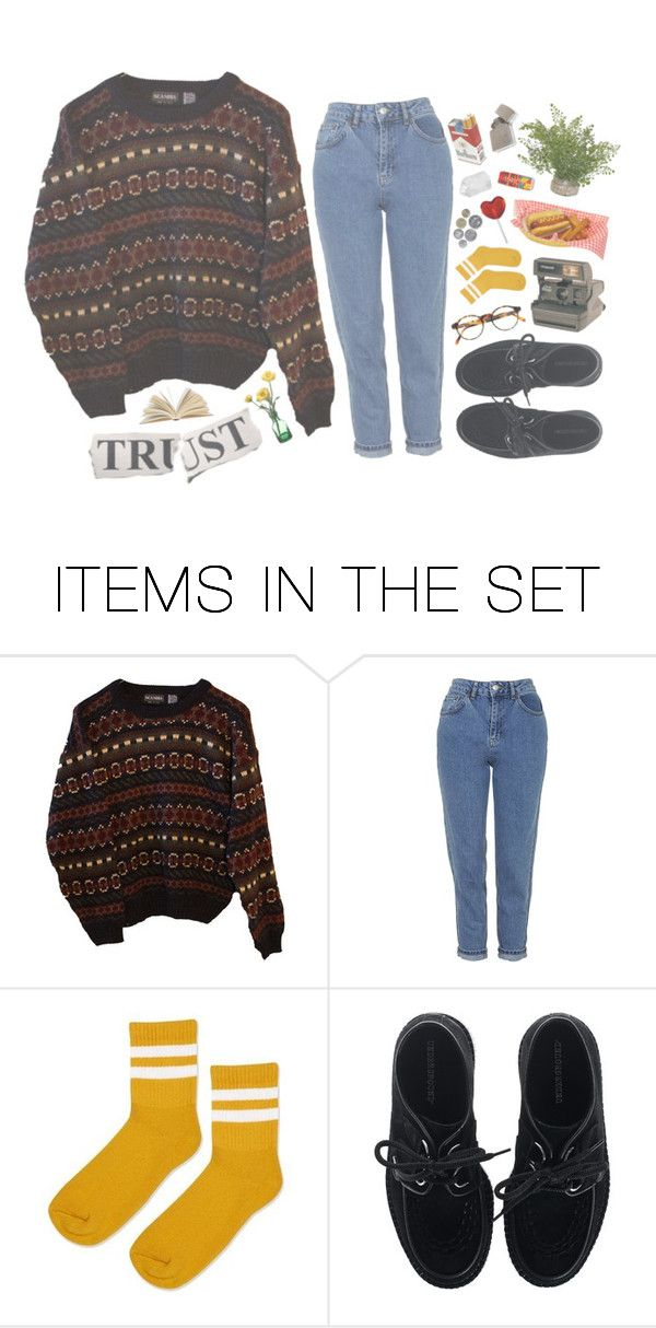 """80s"" by rayssamalfoy ❤ liked on Polyvore featuring art"