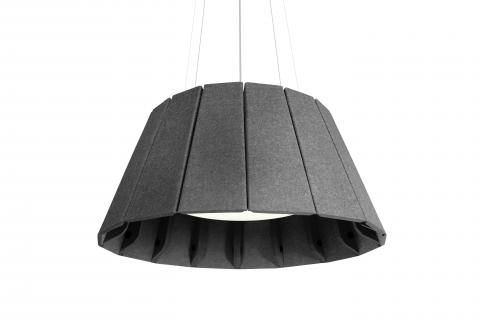 Acoustic Pendant Vapor Echo Luxxbox Industrial Lighting Diy