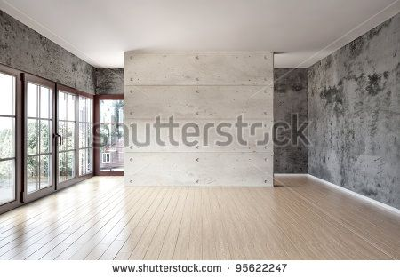 Empty Loft Stock Photos Images Pictures Living Room Images Interior Wall Design Room