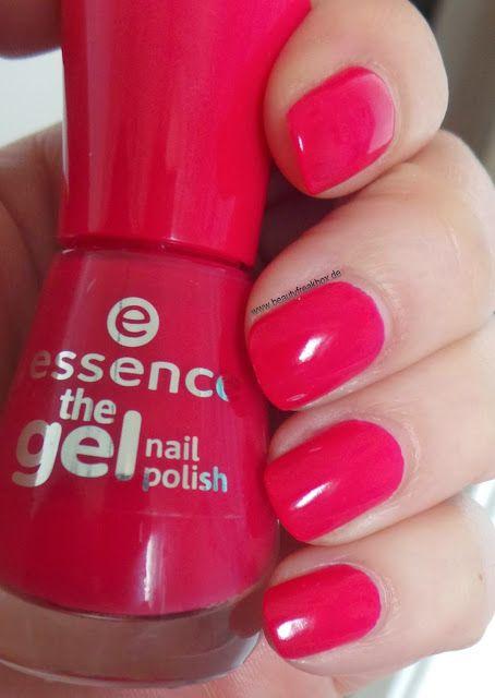 essence the gel