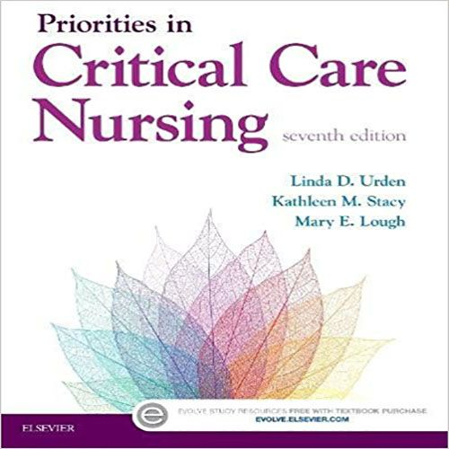 Download Test Bank For Priorities In Critical Care Nursing 7th