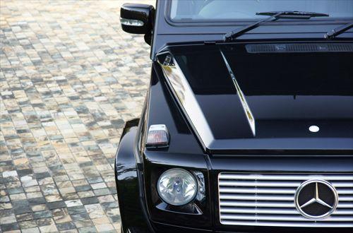 Mercedes Benz G55 S Izobrazheniyami