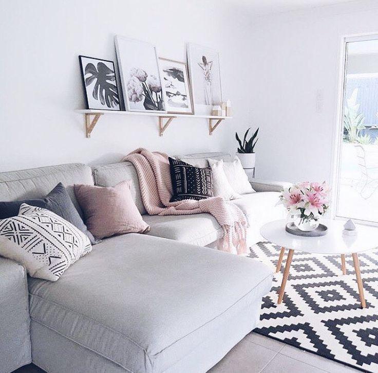 Scandinavian Living Room Design Ideas that Will Inspired You #homedécoraccessories