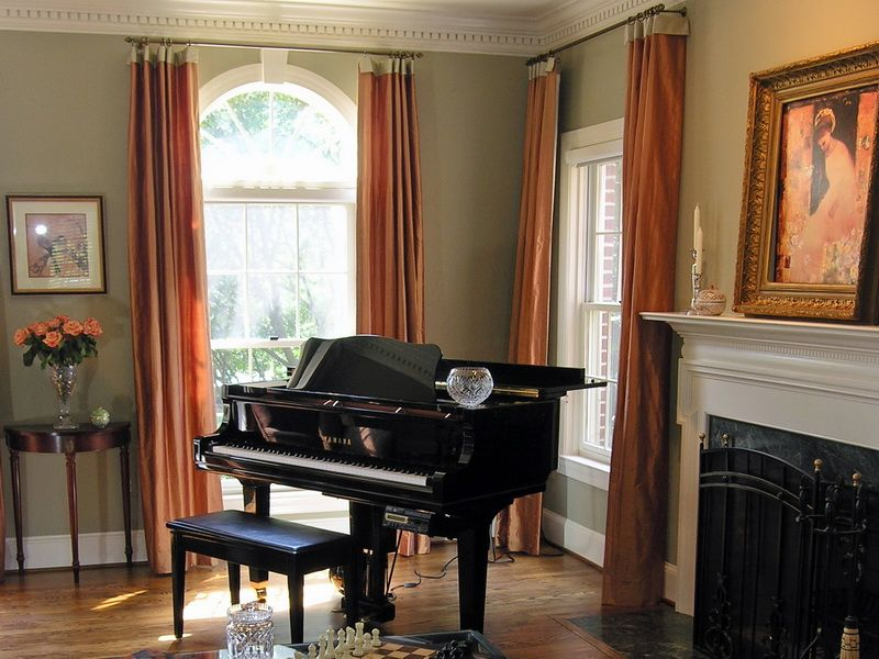 The 25 Best Arched Window Curtains Ideas On Pinterest