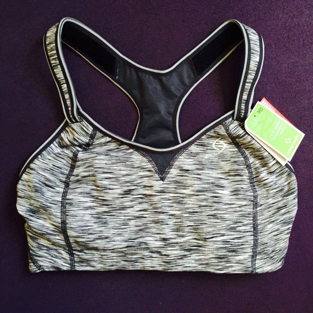 Title Nine FitsToAT Sports Bra ENTER TO WIN ONE