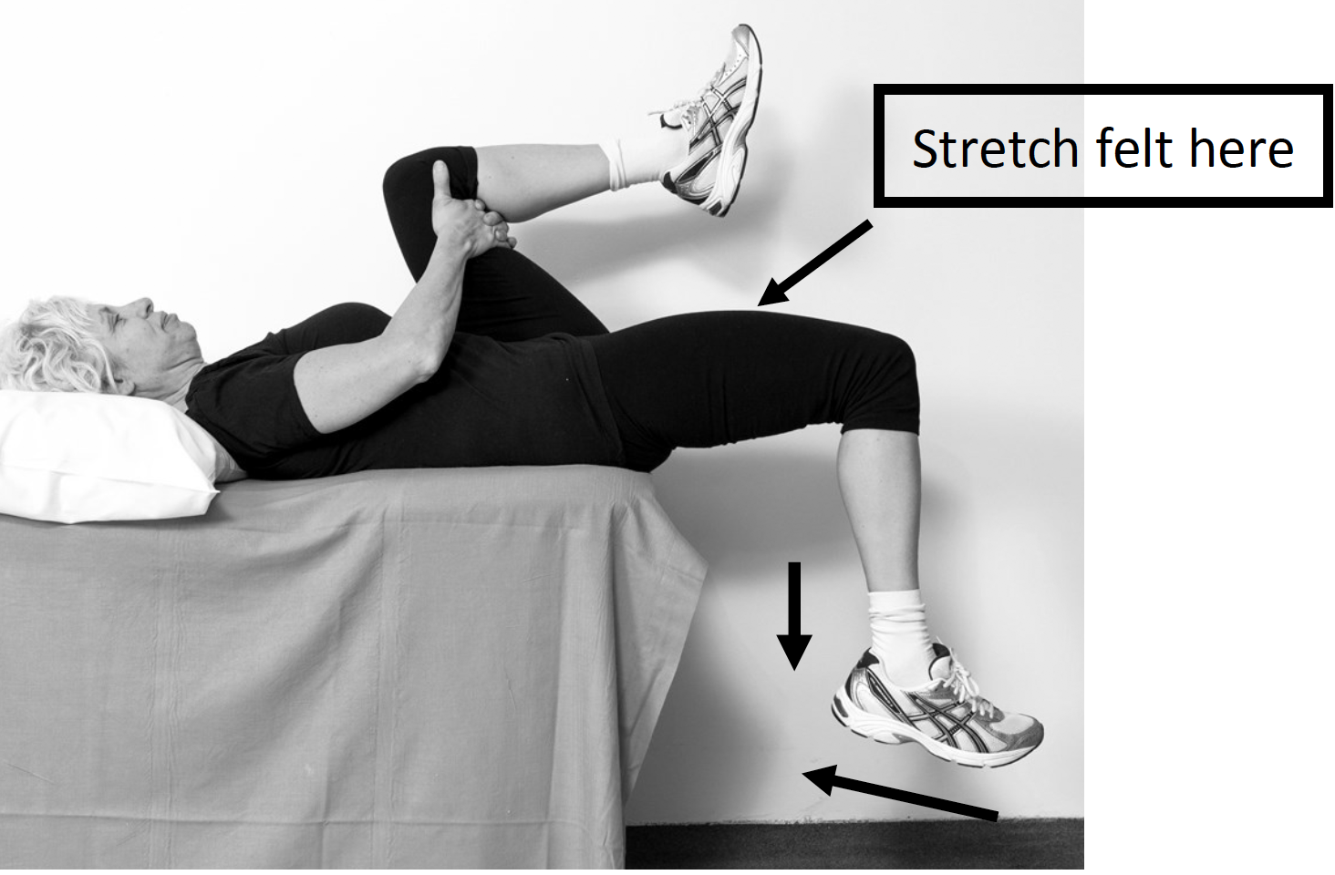 Hip Strengthening Exercises In Supine In