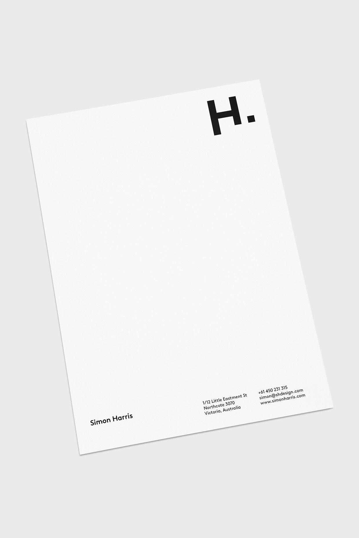Pin Von Sabrina Rotsch Auf Corporate Design Briefbogen