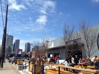 The Best New Patios In Dallas Satisfy Every Outdoor Craving. Restaurant Bar  ...
