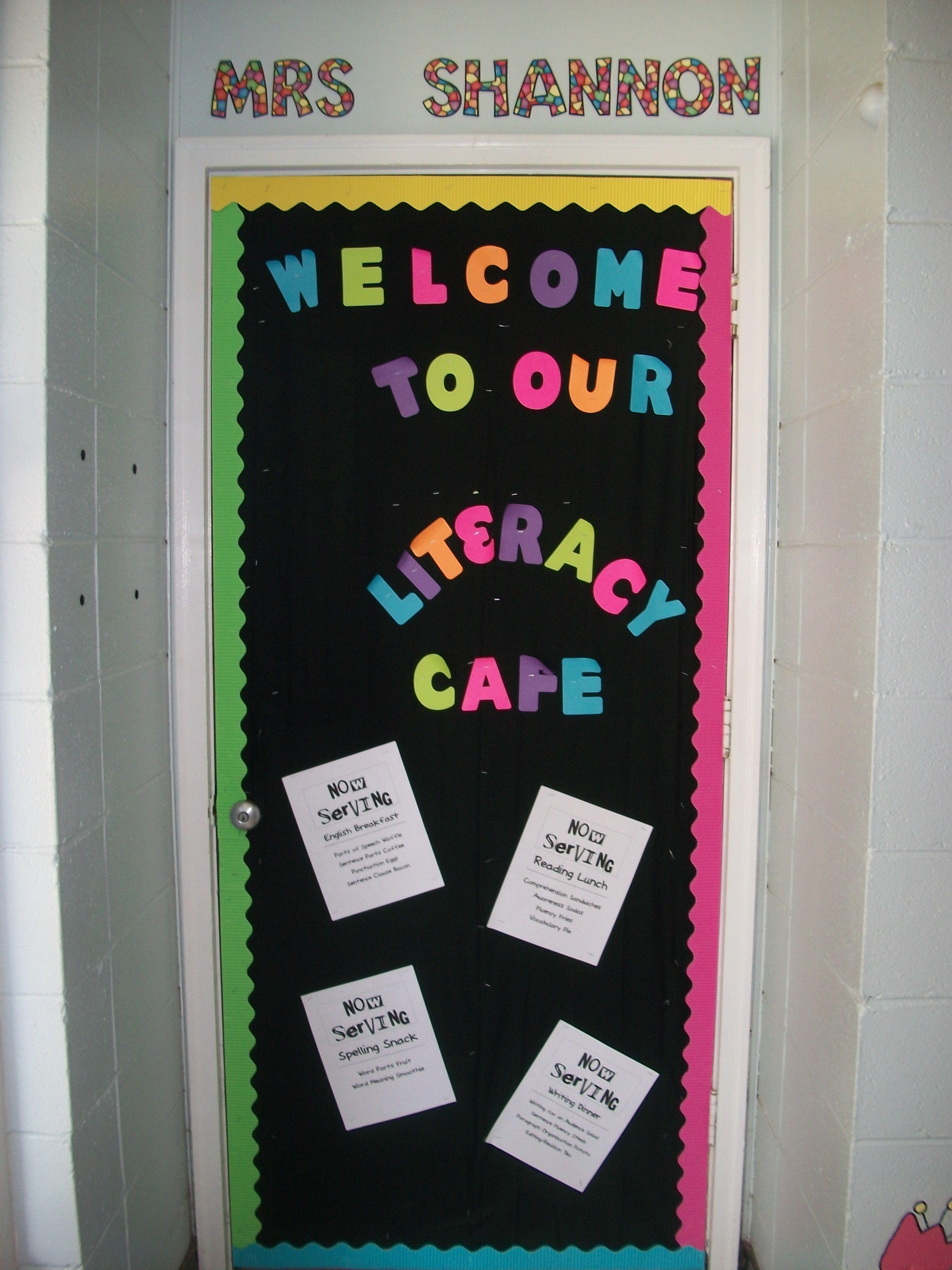 spring door decorations classroom | classroom door decorations
