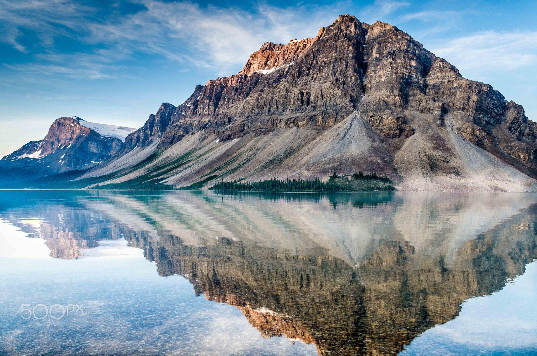 Bow Lake, Banff National Park, Alberta, Canada   CANADA   Pinterest ...