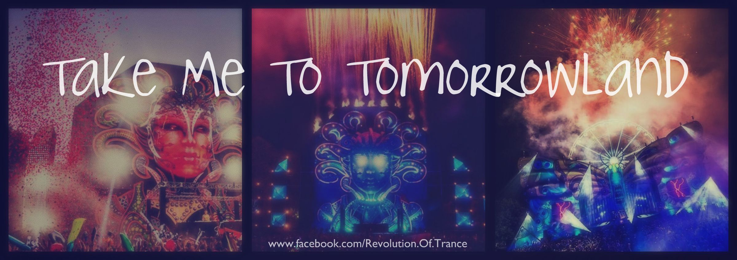 #Tomorrowland #EDM #Trance #House #RAVE www.facebook.com/Revolution.Of.Trance