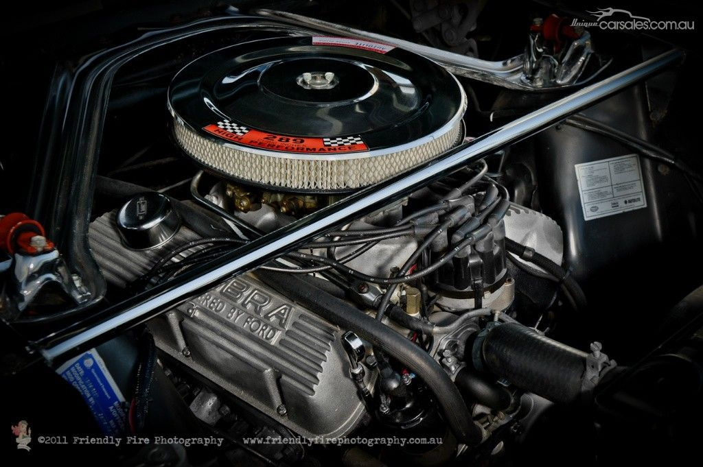 1965 FORD MUSTANG MY1965 2+2 | Unique Engine Bays | Pinterest ...