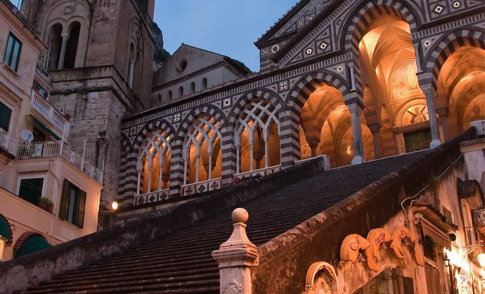 Six Night Self Guided Tour Of The Amalfi Coast With Airfare