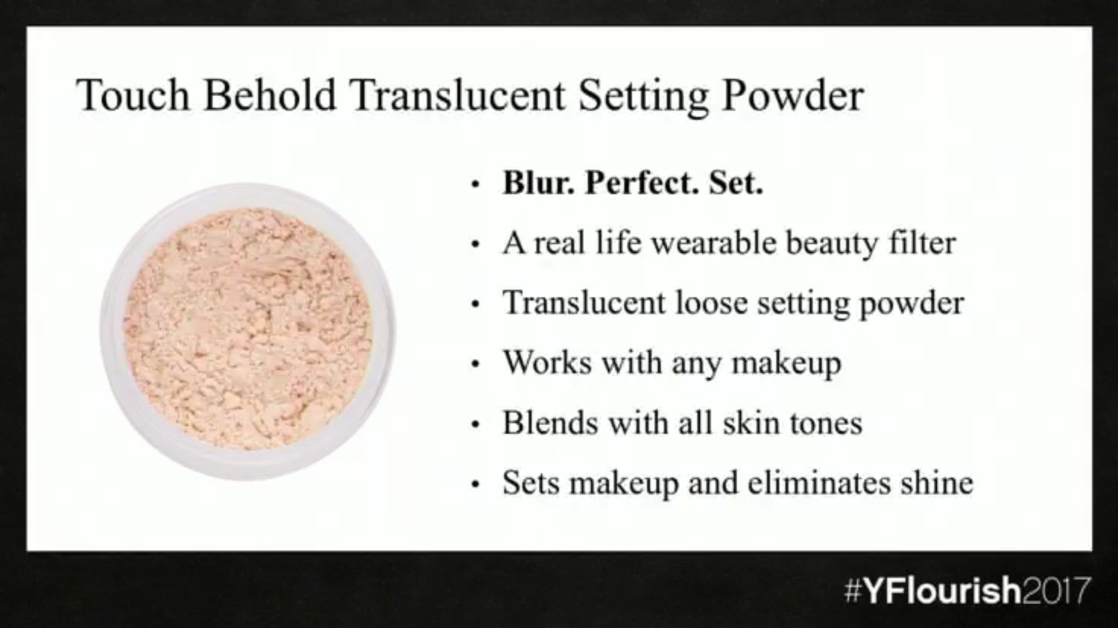 Younique March Spring 2017 launch Behold Translucent