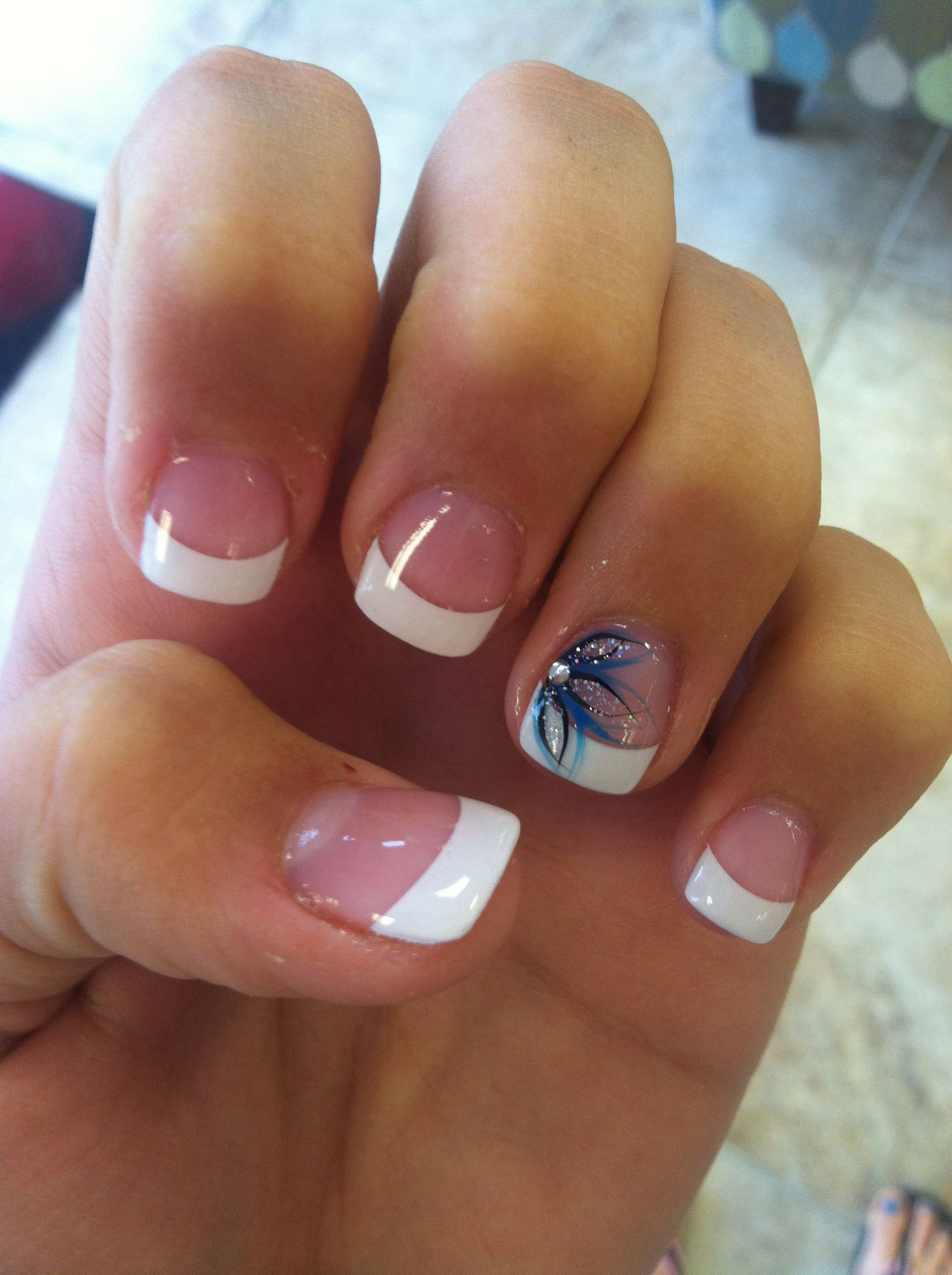 Prom nails! | cute stuff | Pinterest | Prom nails, Prom and Makeup