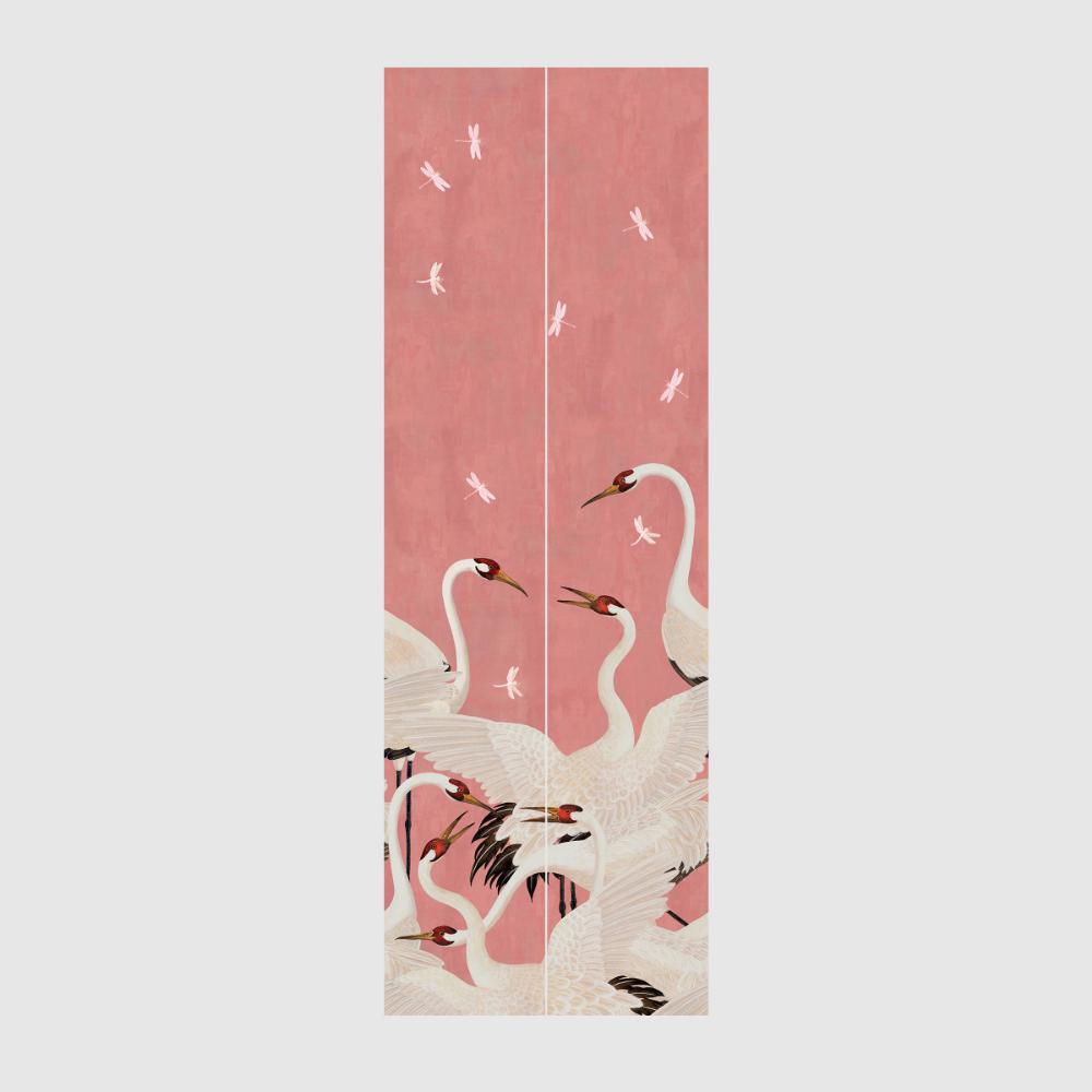 Heron Gucci Wallpaper 2019 Design Trend Inspirational