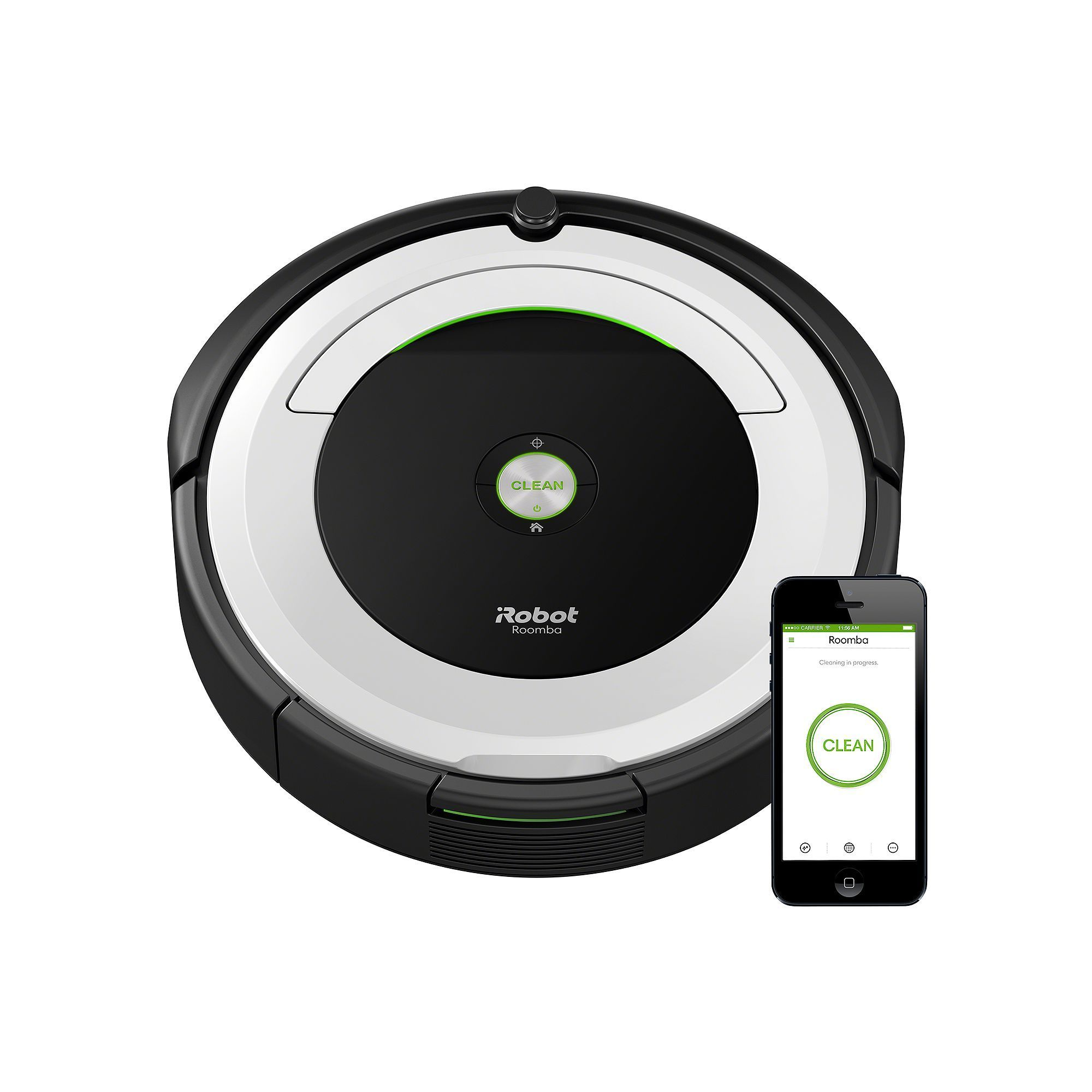 iRobot Roomba 695 WiFi Connected Robotic Vacuum Best vacuum