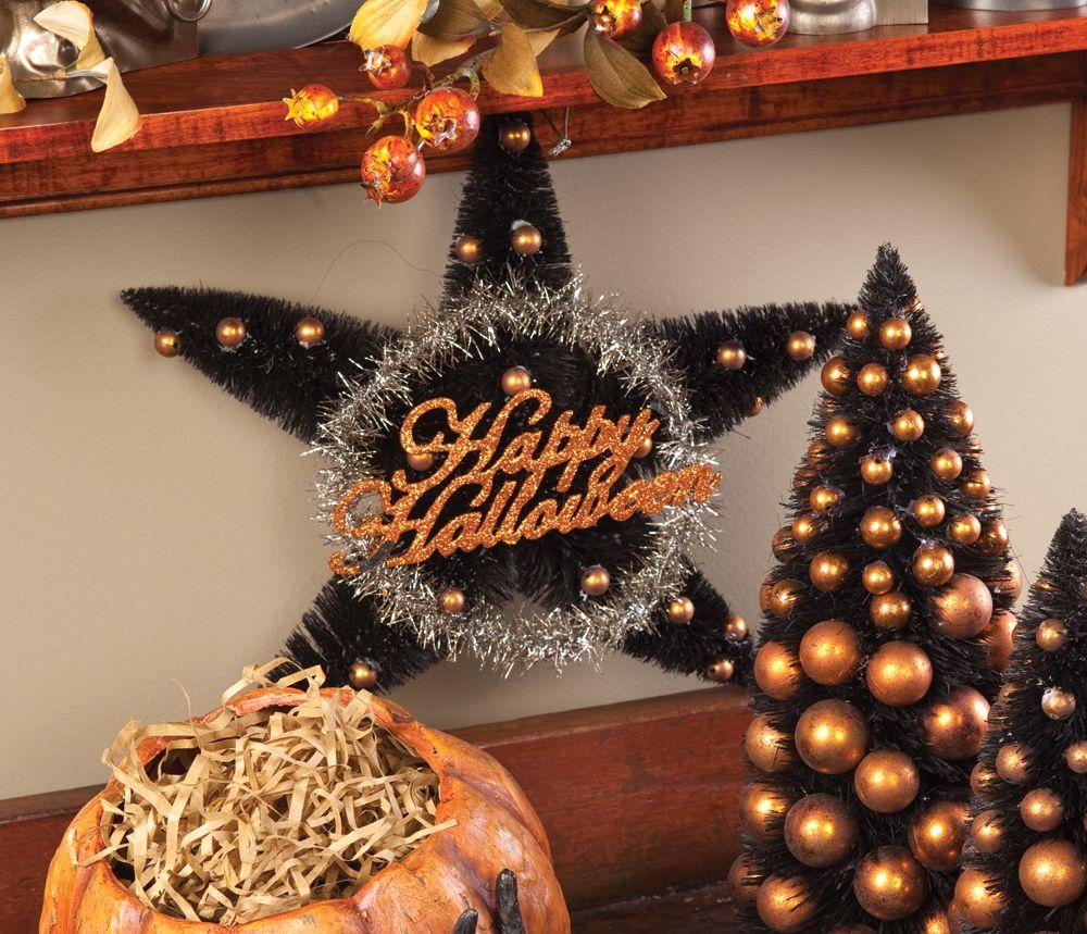 vintagefall #ragonhouse wwwragonhousemarket Fall, Halloween - halloween tree decoration