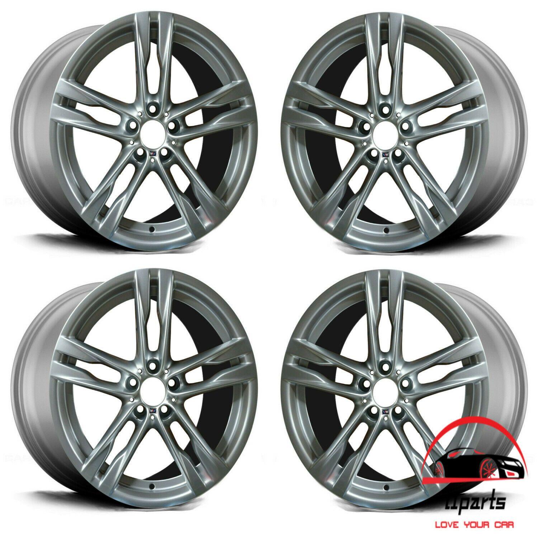 2017 Cadillac Cts Oem Wheels