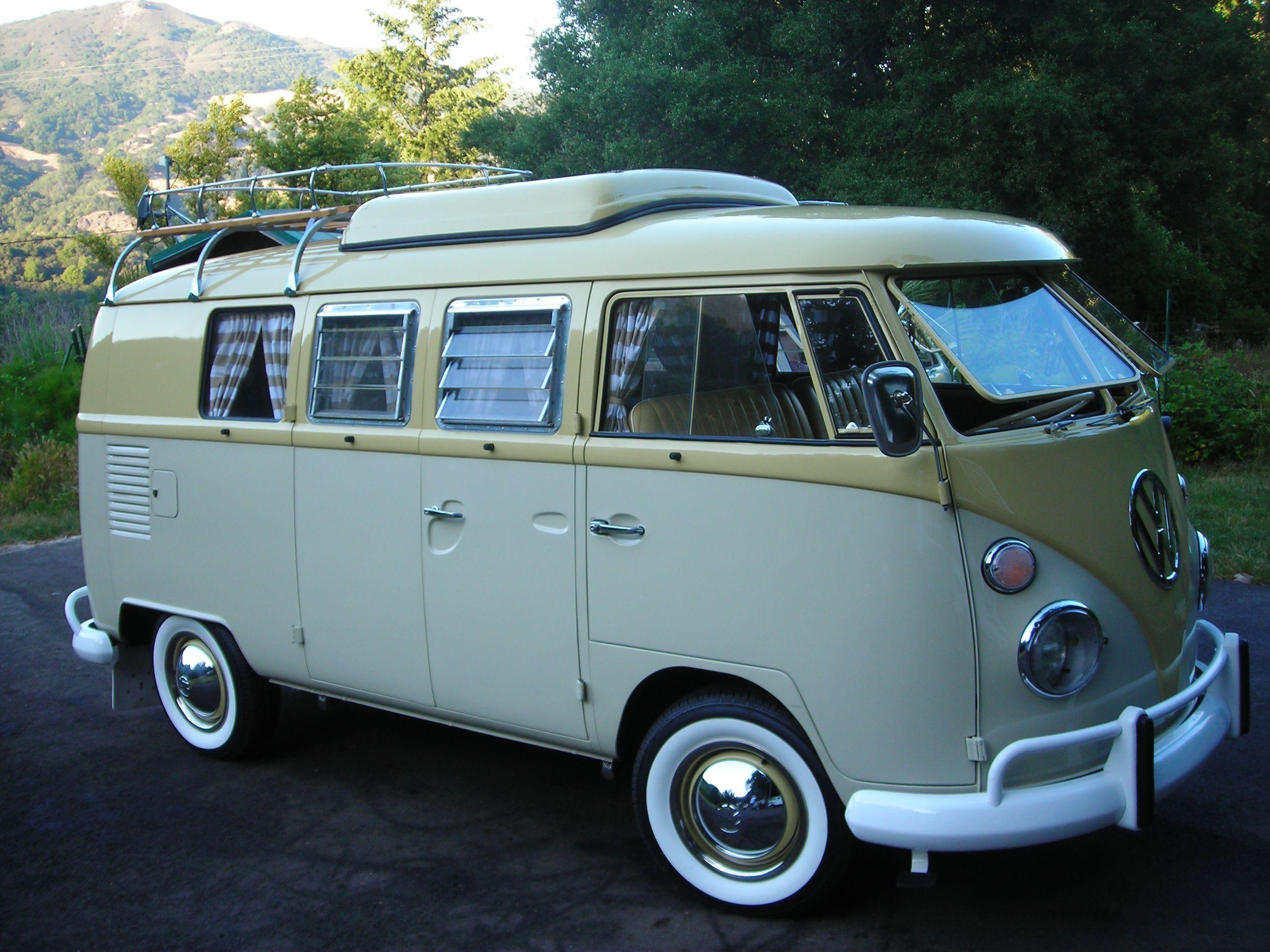 """vwbus 1967 VW CAMPER """"THE BAMBOO BUS"""" « 1967 Vw Camper"""