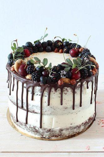 30 kleine rustikale Hochzeitstorten mit kleinem Budget   Hochzeits-Vorwärts   – Cakes