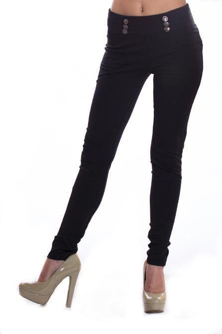 Banded Skinny Leggings 0611991124