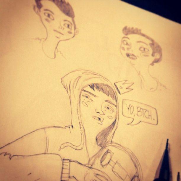- Drawing & Sketches - igorras