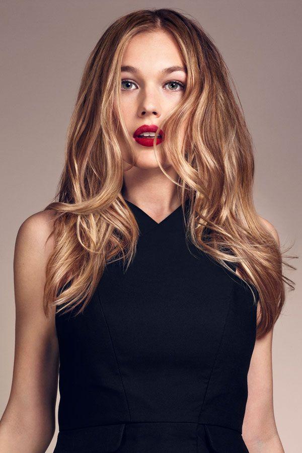 Blonde Highlights - Bilder   Hair   Hair contouring ...