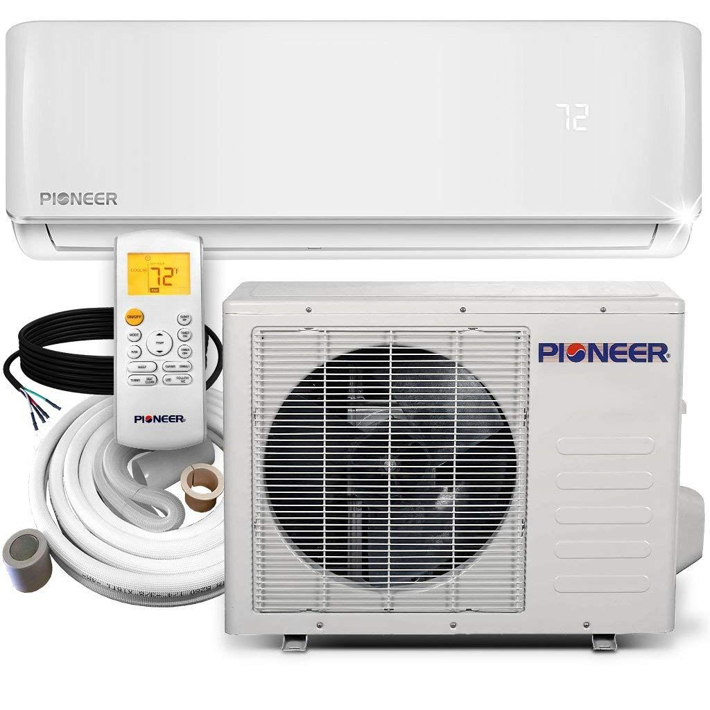 Ultra High Efficiency Inverter Ductless Mini Split Heat Pump