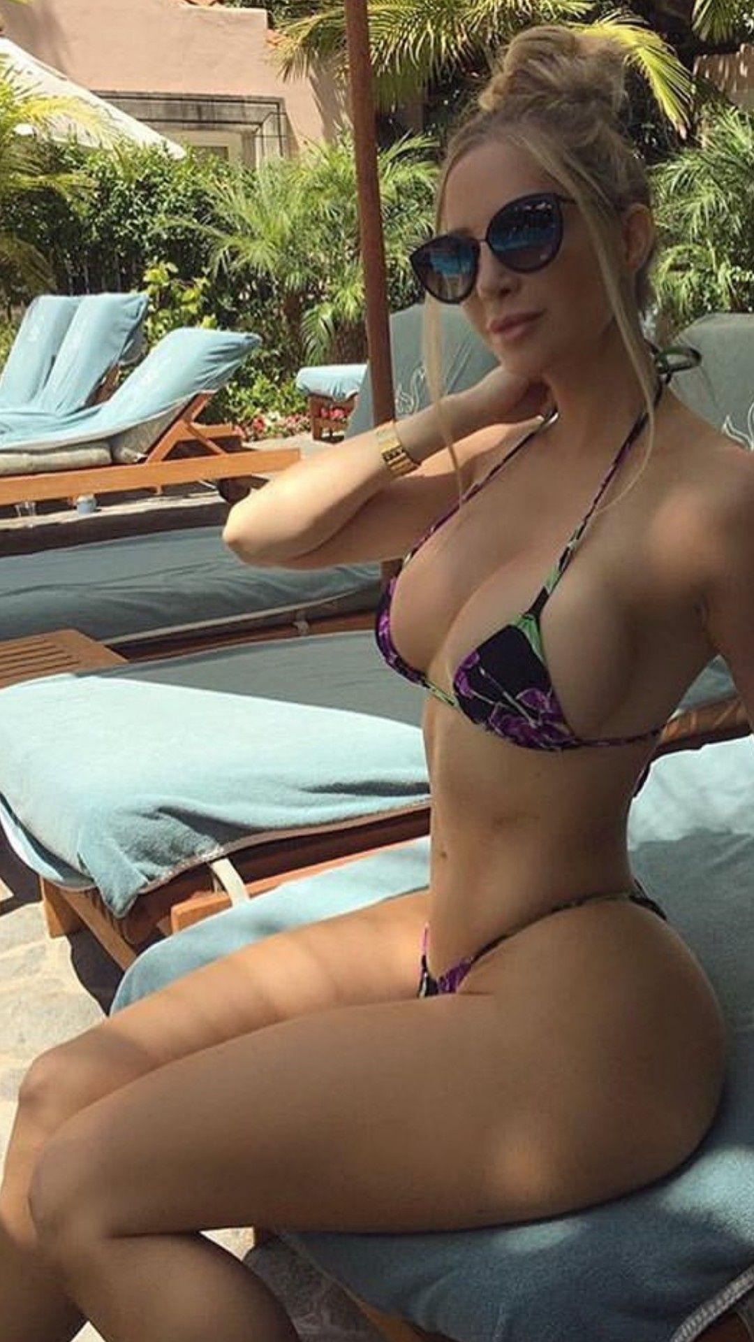 Heiße Tanga Bikini Babes