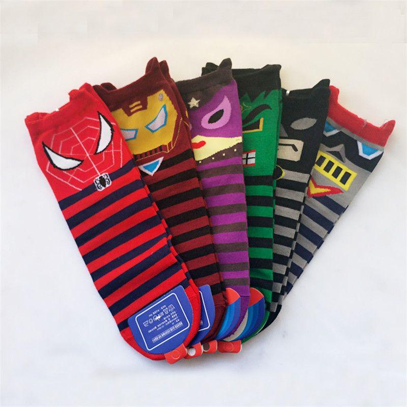 Recommend !!women cartoon socks autumn winter Cute cartoon socks women's and ladies fashion superman cotton socks-in Socks from Women's Clothing & Accessories on Aliexpress.com | Alibaba Group