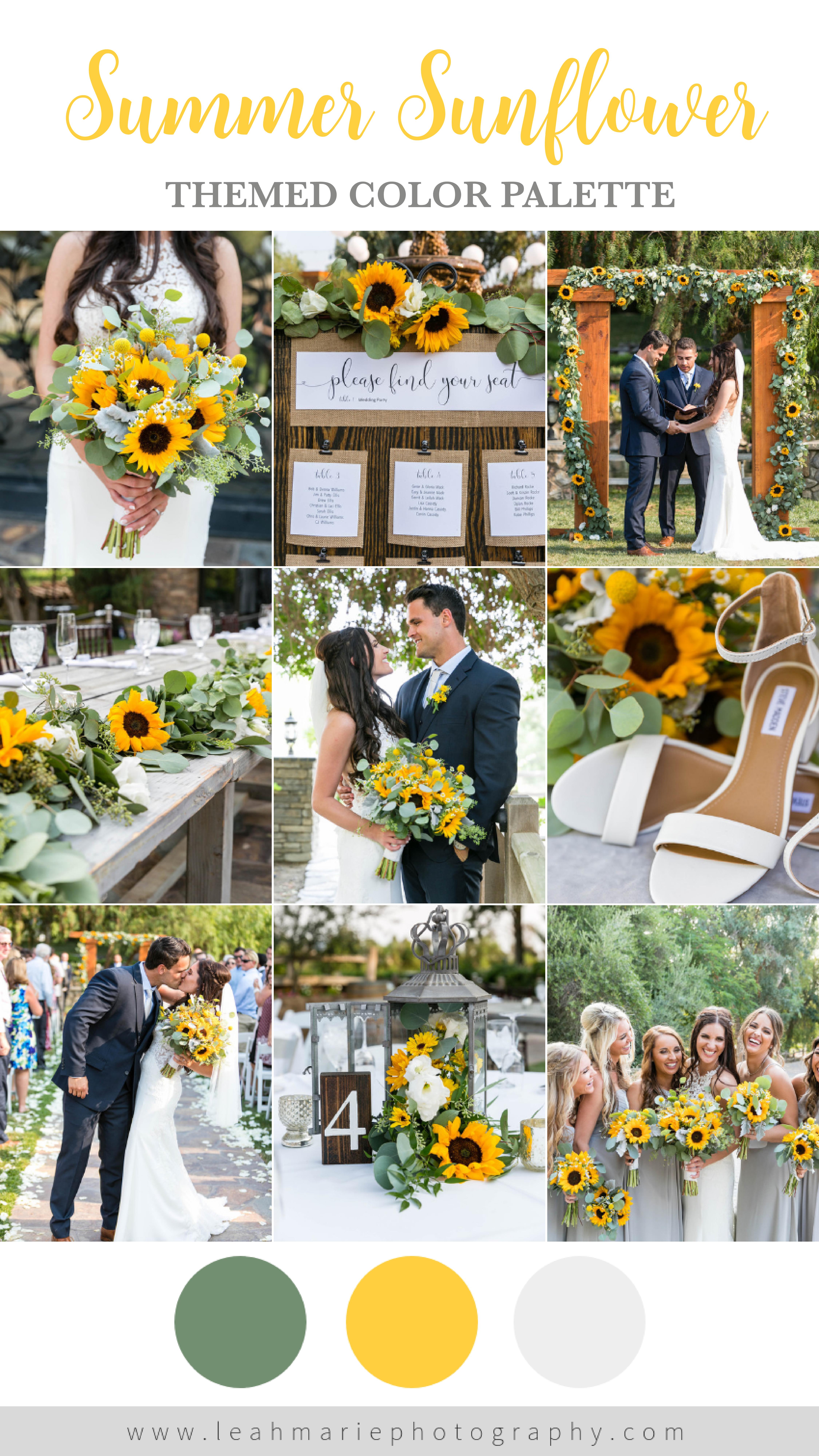 sunflower themed wedding 50+ wedding flowers Page 5 of