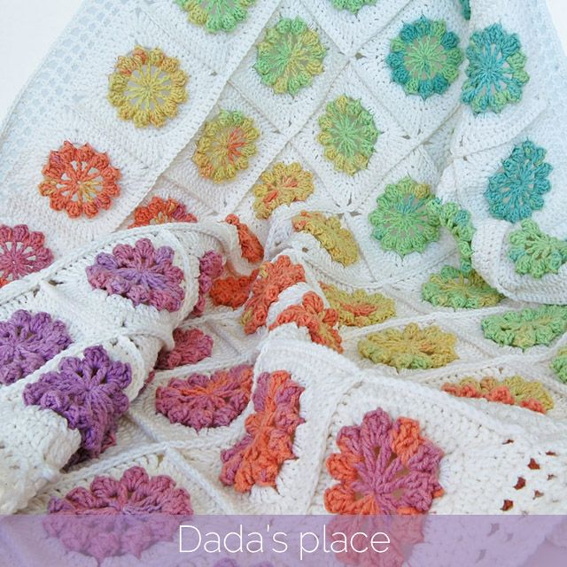Free Crochet Baby Blanket Pattern | knit/crochet | Pinterest