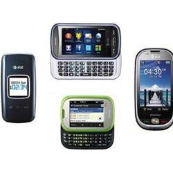 Pantech Slips in Four New Mobile Phones through AT