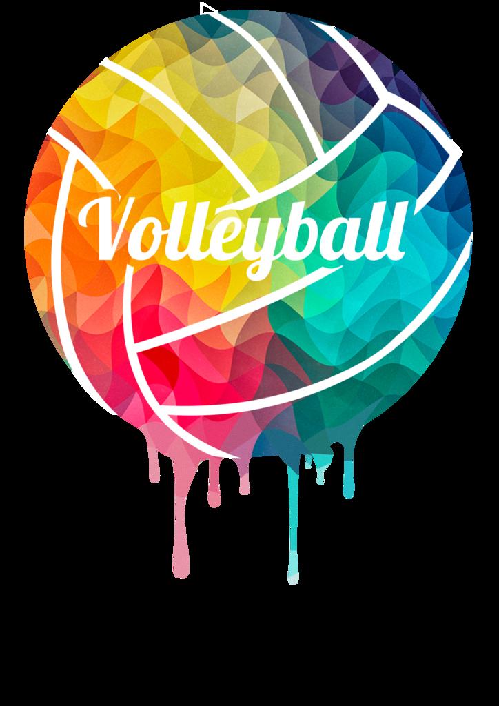 ColorTwist Volleyball Shirt Volleyball shirts