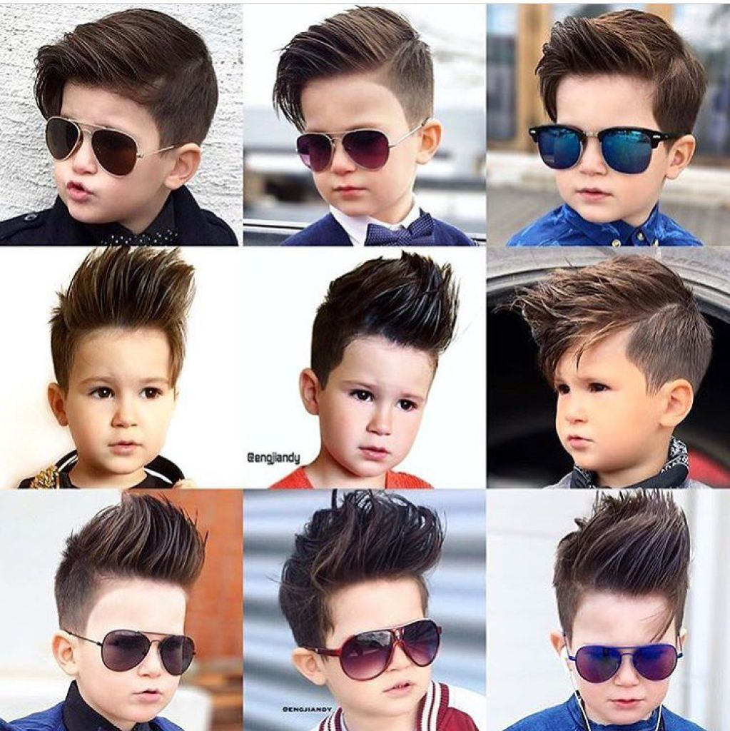 Pin On Stylish Haircuts For Toddler Boy