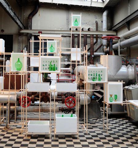 Samenwerking met Klaas Kuiken, Dieter Volkers en Juliette Warmenhoven, ArnhemDesign