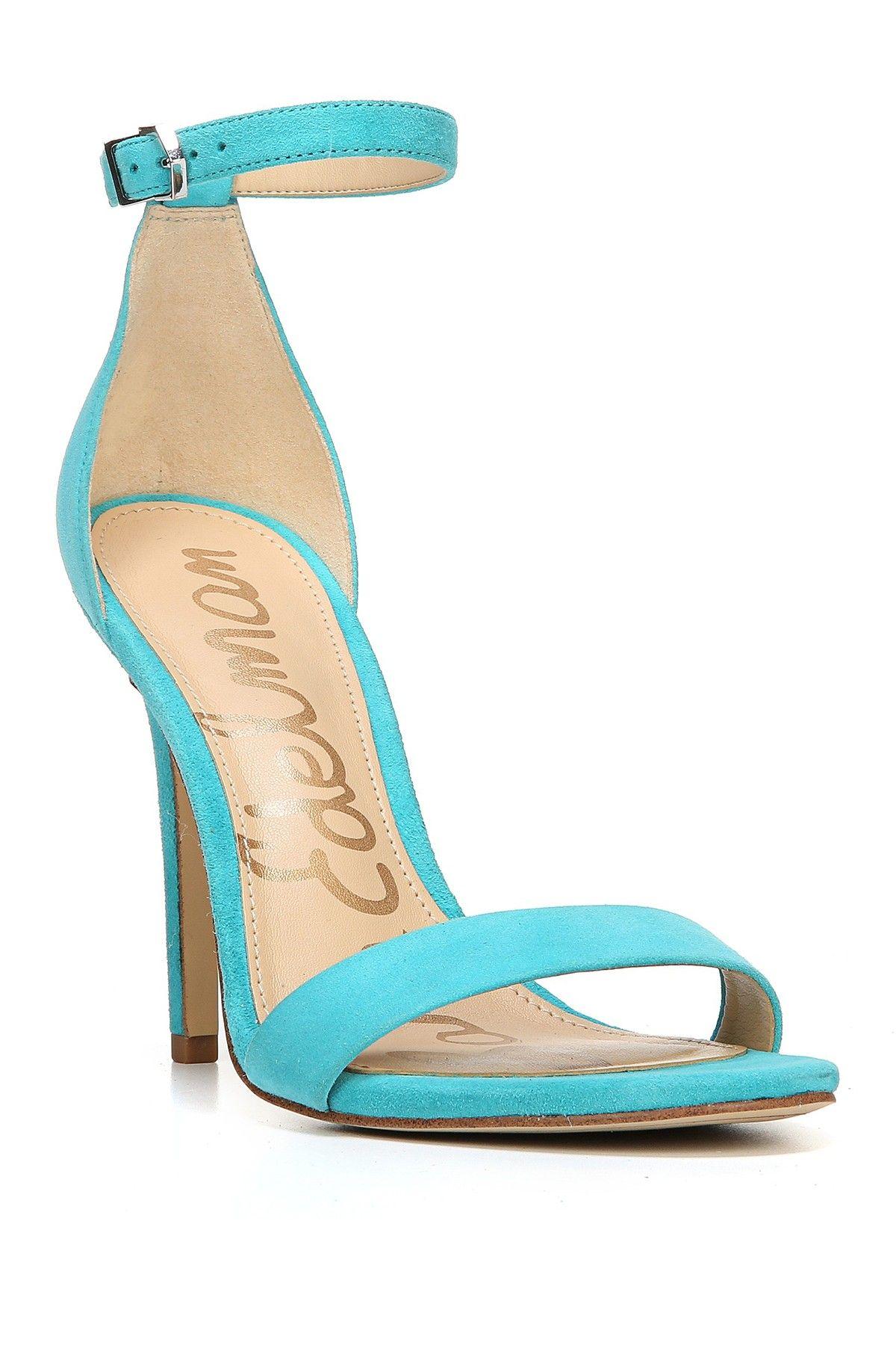 3452a60f1c99b3 Sam Edelman - Amee Ankle Strap Heel Sandal