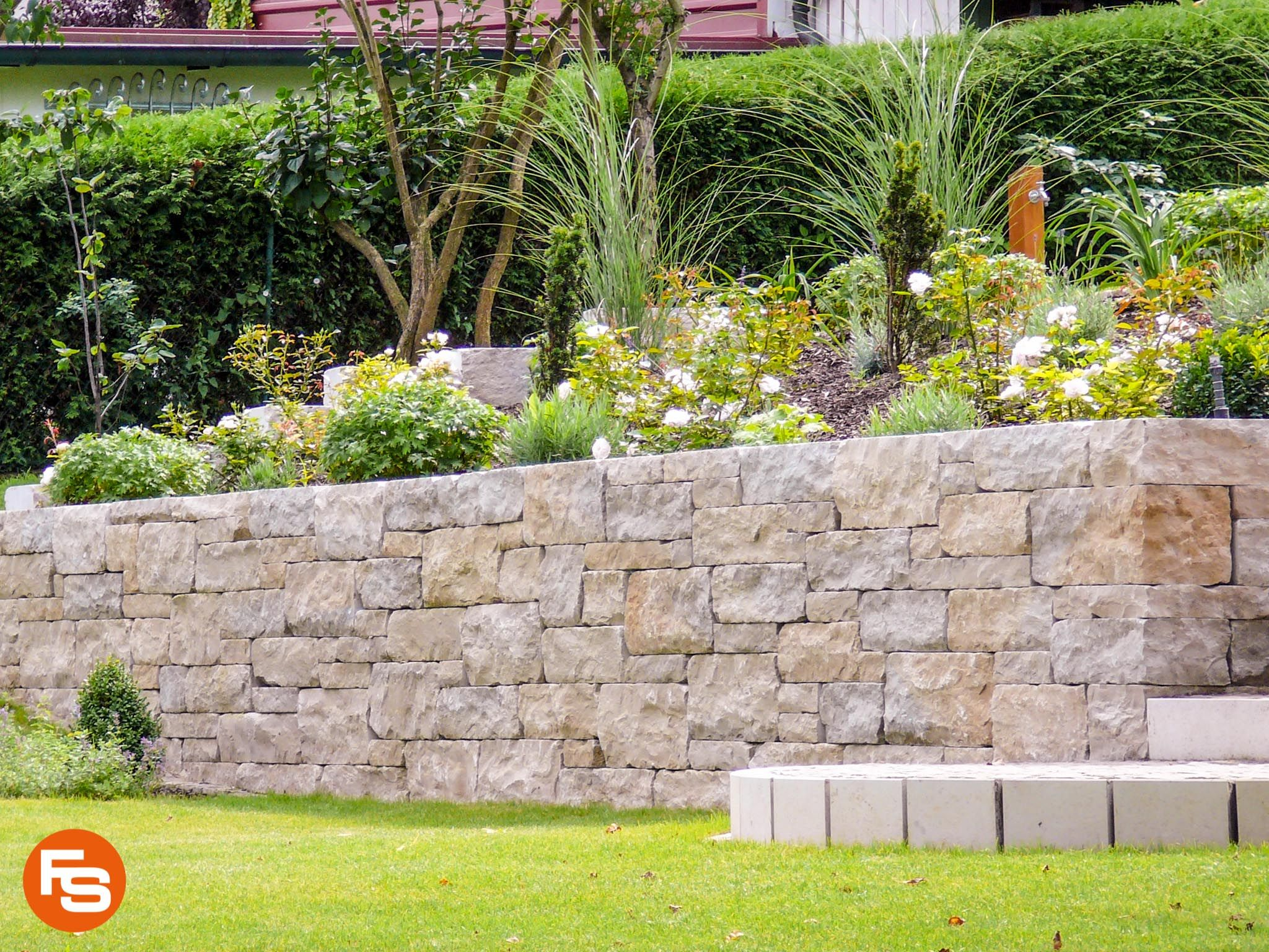 Dietfurter Kalkstein unser römermauerwerk aus unserem naturstein dietfurter kalkstein