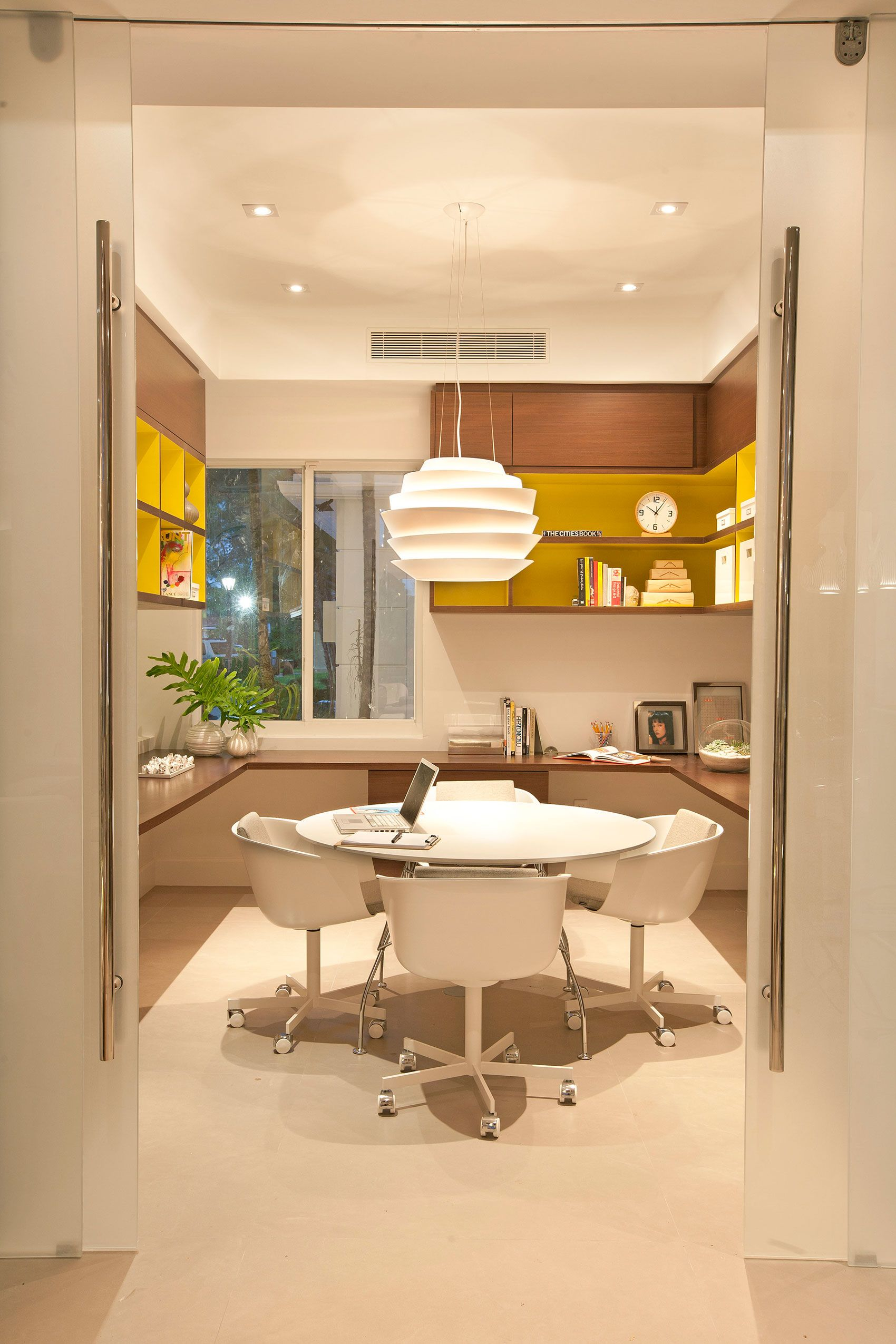 conference room design ideas office conference room. OOOOO Office/small Conference Room In One: Miami Modern Home By DKOR Interiors Design Ideas Office K