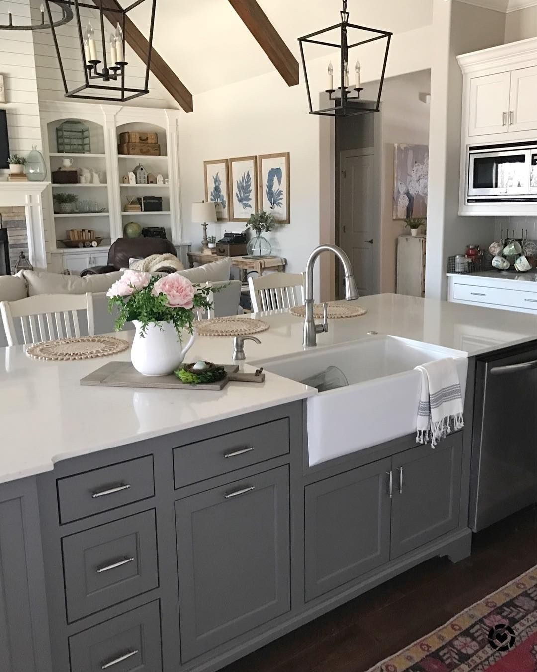 52 Farmhouse Sink Pros Cons With Images Home Decor Kitchen Kitchen Design Farmhouse Sink Kitchen