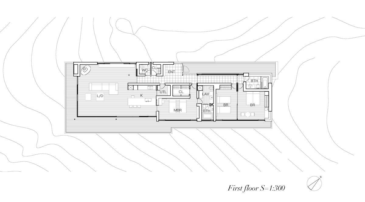 Architecture · Kidosaki Architects Studio Cantilevers House In Yatsugatake  Mountains