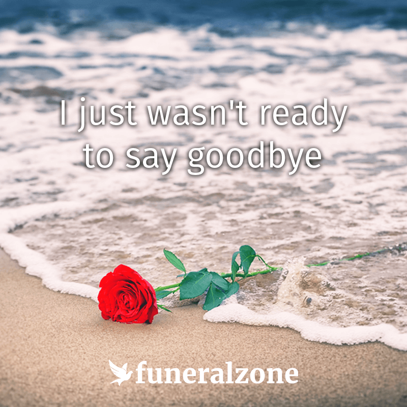 Grief Bereavement Quotes Its So Hard To Say Goodbye My Mom