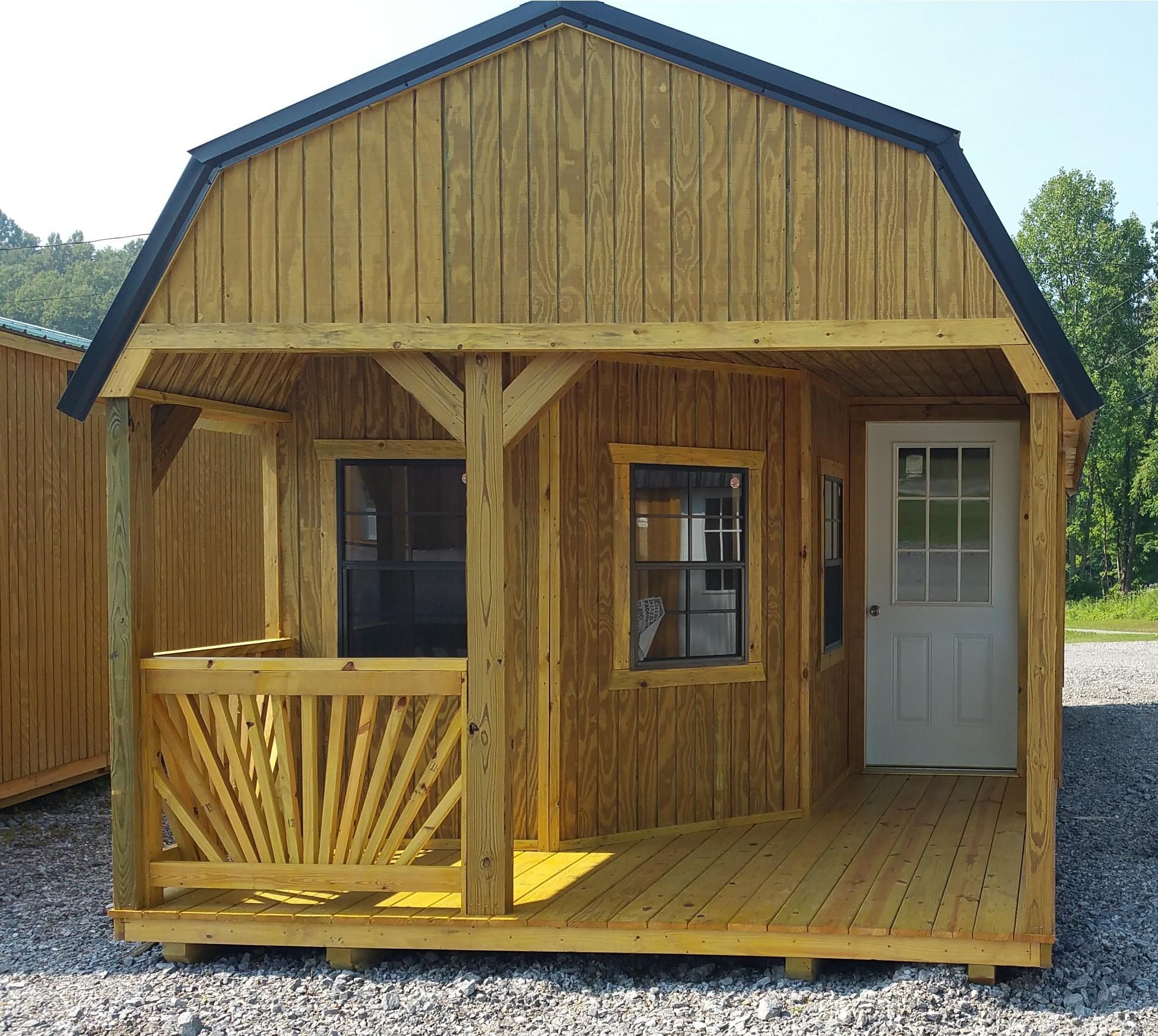 Pin by Estep Portable Buildings on Specialty Buildings