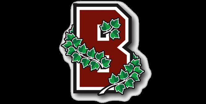 Secondary Logo Mark For Brown University Bears Brown University Bears Phoenix Design Collegiate