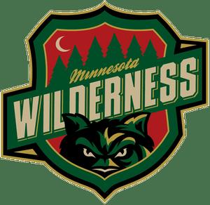 Minnesota Wilderness Logo American Hockey League Hockey Nhl Logos