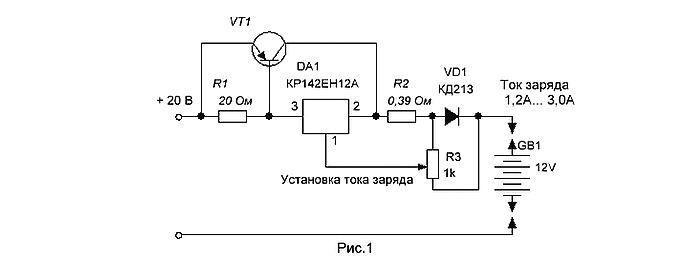 Регулируемый стабилизатор напряжения тока схема минск стабилизатор напряжения купить в